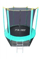 Батут Optifit Like Green 6Ft